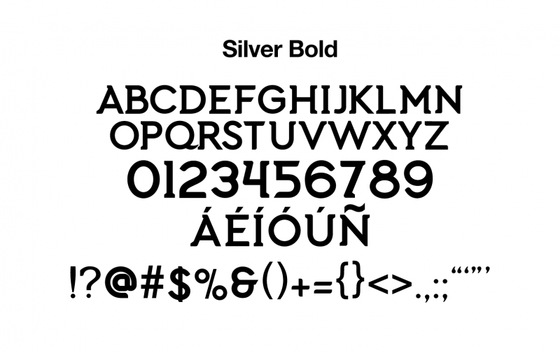 sports-font-silver-bold-glyphs