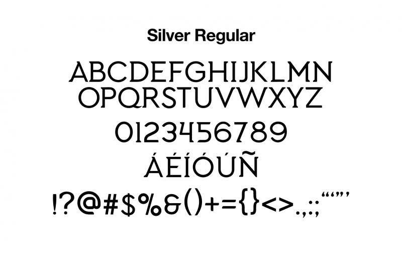 sports-font-silver-regular-glyphs