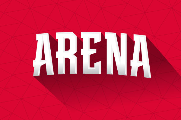sports-font-arena